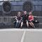 Die Ausflugsgruppe Dana, Timm und ich.