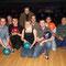 Und nochmal die Originaltruppe mit Noel und JP vom Bowling Center :)
