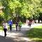 12 km Tour, im Stadtpark