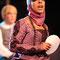 Amani Robinson in DER BLONDE ECKBERT