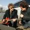 Köln: Wenn Wolfgang Niedecken (BAP) nicht Gitarre spielt, fährt er Mercedes (Foto: Markus Heimbach)