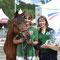 Delicia Dance, championne de france des femelles New-Forest de 1 an, Sologn'Pony 2014