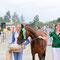 Brock Song'n'Dance, championne de Fr 3 ans montés femelles NF, sologn'pony 2013