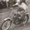 1970: Wallmann beim Motocross in Fornach auf Zündapp 100ccm