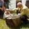 Meine Taufe fand am 24. Juni 2006 im schönen Interlaken am See statt. Danke Dina!