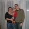 Weihnachten 2006 bei meinen Grosseltern in Luzern