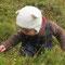 Outdoorpullover + Halsteil; Norwegen 2013; Träger ist 1  1/4 Jahr alt