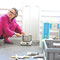 Art Lab Bern Kitchen and Anja Aichinger
