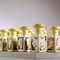Death by Design: 50 yellow maquettes in columns