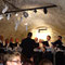 Männerchor Veilsdorf singt im Keller von Kerstin