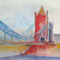 Tower Bridge 30 x 40 cm