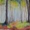 Im Wald / 30 x 40 cm