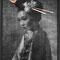 Geisha#1  123 x 96 cm VENDU