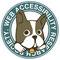 WEBアクセシビリティのリブラちゃん キャラクターロゴ