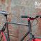 Bici fixed Toro Loco fotografata in taglio alto