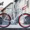 Fixed bike Bullhorn a Monza