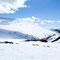 Schneelandschaft Anfang Mai