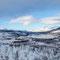 Winterlandschaft wie aus dem Bilderbuch