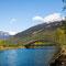 Am Ufer des Aurlandsfjord