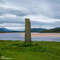 Kyle of Durness - Gedenkstein - Schottland 2015