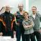 die ersten Harten Kickfighter im Steinacher Training ;))