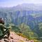 エチオピア最高峰 Mt,ラスダシャン