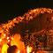 エチオピアンクリスマス  祈りの炎は次々と広がっていく