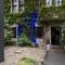 Blaues Pigment von Katja Hajek, Privathaus am Moltkeplatz