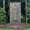 Kriegerdenkmal 1914-18, Franz Guntermann *1881 †1963, Stadtgarten Steele