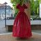 Anja Luithle *1968, Rote Dame für Borbeck, Borbecker Platz