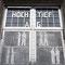 Tür, Hoch-Tief-Haus (1938), Erich Kuhn *1890 †1967, Rellinghauser Straße (Innenstadt)