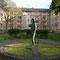 Mundharmonikaspieler, Luisenhof, Essen-Frohnhausen
