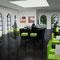 Gestaltung des Innenraums als Café