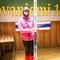 Saara Päätalo (1st ski)