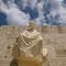 Athen, Menander vor dem Dionysos-Theater