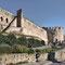 Heptapyrgion und Stadtmauern