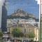 Athen, Spiegelung des Lykabettos