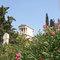 Athen, Melina Mercouris Grabstele, Schliemanns Grabtempel