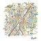 横浜駅周辺イラストマップ