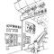 書店のフロアマップの挿絵