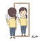 大人の発達障害に関する単行本の挿絵5