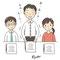 大人の発達障害に関する単行本の挿絵4