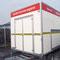 Toilettenwagen Mittel Außen