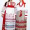 стилизованный русский народный костюм