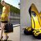 Ensemble créé pour Louis Vuitton