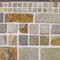 Most popular slate tiles are available in multiple sizes and mosaic options.