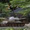Ferngesteuerte Modellpanzer beim NVA und Bunkermusuem im Frauenwald, Thüringen