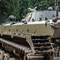 Russischer Ural Panzer beim NVA und Bunkermusuem im Frauenwald, Thüringen