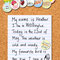 Cute Sticker Sheet - Printable PDF - $1.50