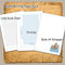 'Coffee Friends' Notepaper (Both Lined and Blank)  - Printable PDF - $1.50
